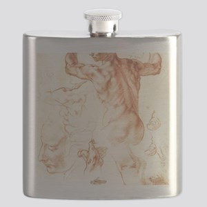 Drawing for the Libyan Sybil Flask