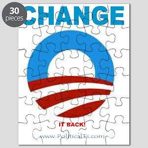 change........it back Puzzle