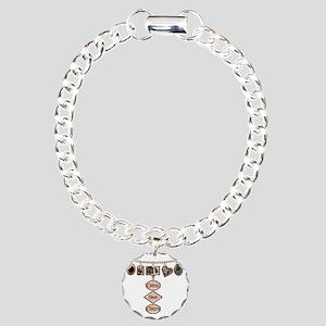cairnshavecharm Charm Bracelet, One Charm