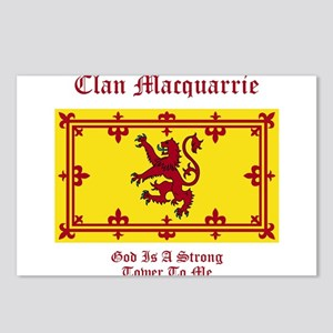 Macquarrie Postcards (Package of 8)