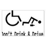 Funny wheelchair Single