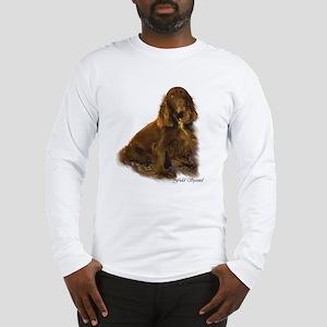 Field Spaniel Long Sleeve T-Shirt