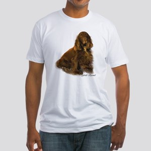 Field Spaniel Fitted T-Shirt