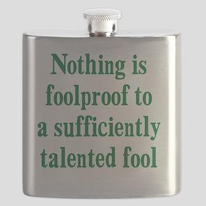 talented-fool_tall2 Flask