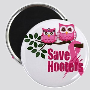 save the hooters2 Magnet