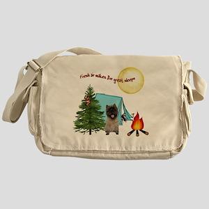 FreshAir Messenger Bag