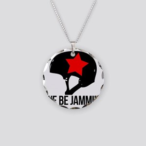 jammin copy Necklace Circle Charm