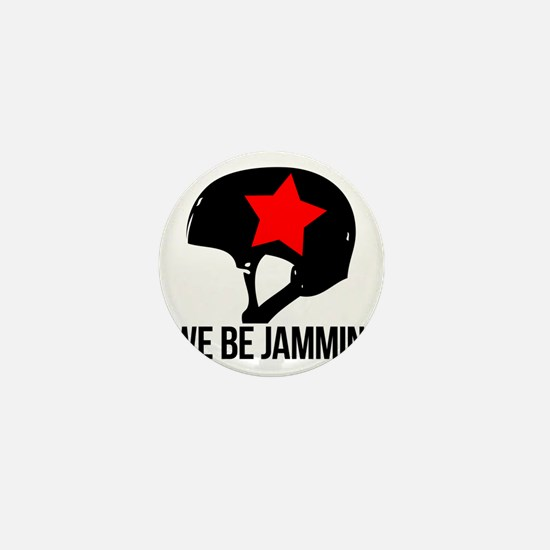 jammin copy Mini Button