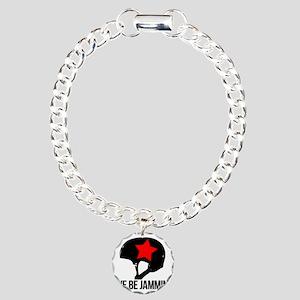 jammin copy Charm Bracelet, One Charm