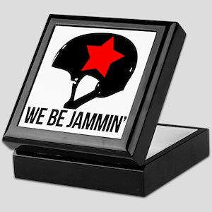 jammin copy Keepsake Box