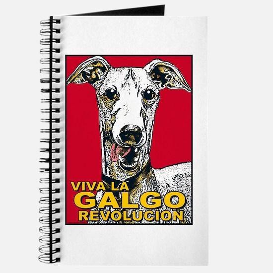 Viva La Galgo Revolucion Journal