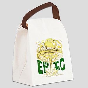 epicforblackshirt2 Canvas Lunch Bag