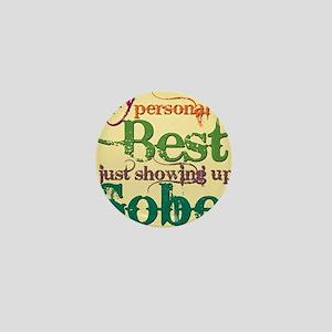 PERsonalBEST Mini Button