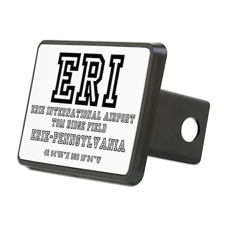 AIRPORT CODES - ERI - ERIE Rectangular Hitch Cover