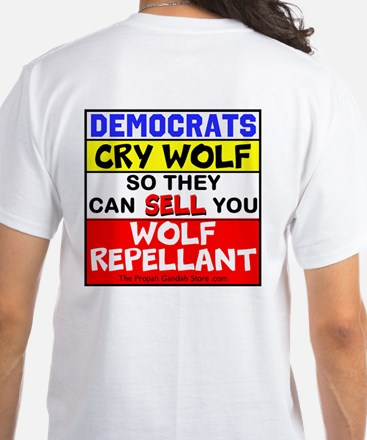 Democrats Cry Wolf T-Shirt