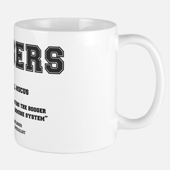 BOOGERS - EATING THEM IS GOOD Mug
