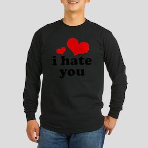 IHY Long Sleeve Dark T-Shirt