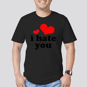 IHY Men's Fitted T-Shirt (dark)