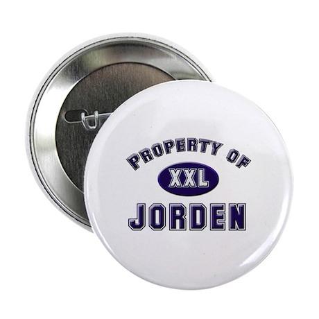 Property of jorden Button