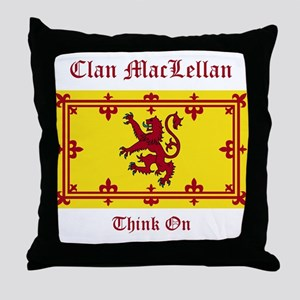 MacLellan Throw Pillow