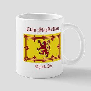 MacLellan 11 oz Ceramic Mug