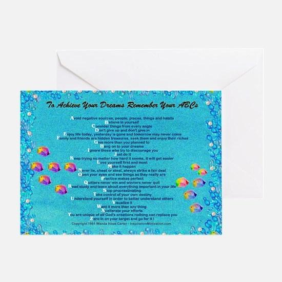 cp calendar 11.75 x 9.5 Greeting Card