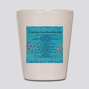 cp calendar 11.75 x 9.5 Shot Glass