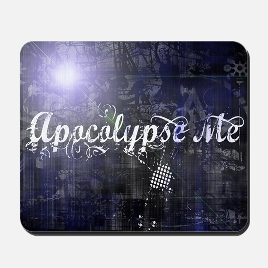 apoc_me Mousepad