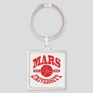 Mars-U Square Keychain