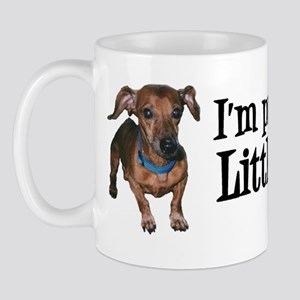 Proud Weiner Sticker Mug