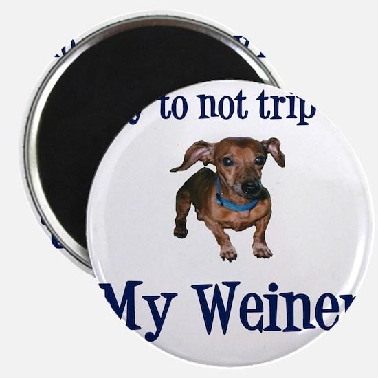 Trip on Weiner Magnet