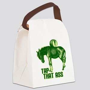 tapthatass2011 Canvas Lunch Bag
