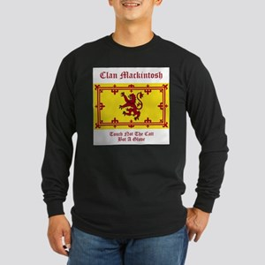 Mackintosh Long Sleeve Dark T-Shirt