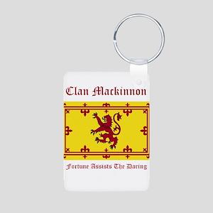 Mackinnon Aluminum Photo Keychain