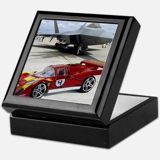 Hot Wheels_Ferrari 512M_Red_F22 Keepsake Box