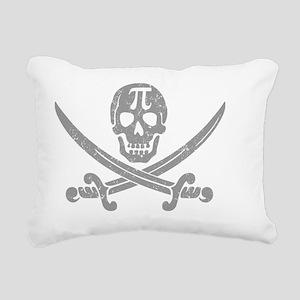 pi-ratesil Rectangular Canvas Pillow
