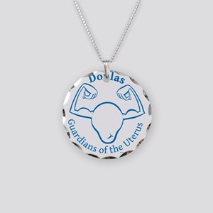 guardians Necklace Circle Charm