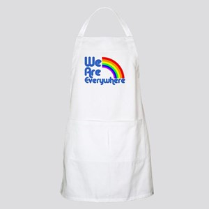 We Are Everywhere BBQ Apron