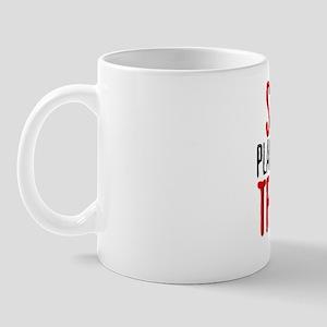 still-plays_light Mug