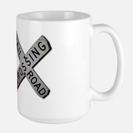 still-plays_dark Large Mug
