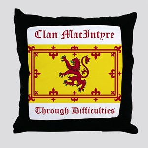 MacIntyre Throw Pillow