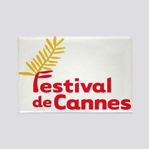Festival Cannes Rectangle Magnet