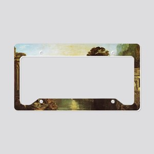 Dido Building Carthage License Plate Holder