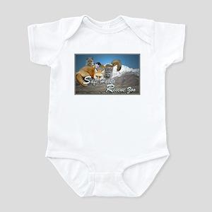 Safe Haven Logo Infant Bodysuit