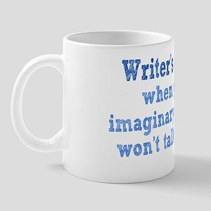 writers-block_rect1 Mug
