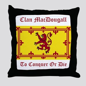 MacDougall Throw Pillow