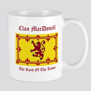 MacDonell 11 oz Ceramic Mug