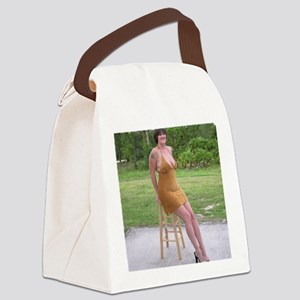Tricity Lewis (234) Canvas Lunch Bag