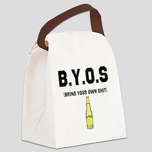 byos 2 Canvas Lunch Bag
