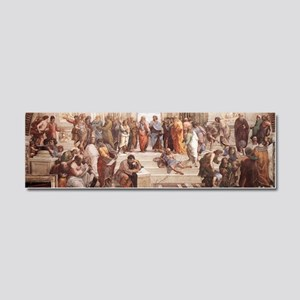 School of Athens Car Magnet 10 x 3